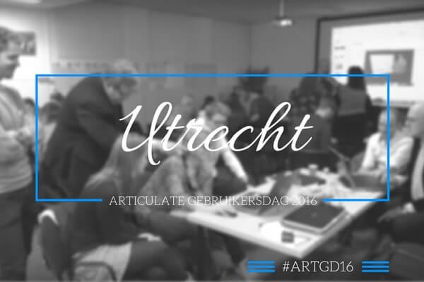 Articulate Gebruikersdag Utrecht