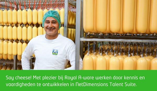 vaardigheden ontwikkelen in NetDimensions Talent Suite