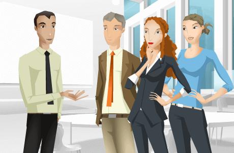 Leer hoe je als manager om moet gaan met je emoties.
