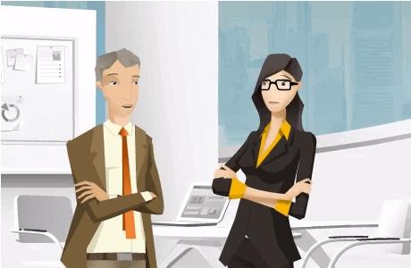 Leer hoe je als manager om kan gaan met jouw team tijdens een interactieve e-learning