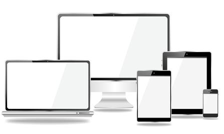 Diverse schermformaten
