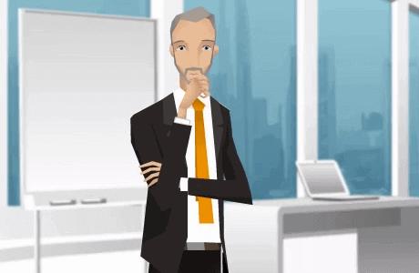 Leer tijdens een interactieve e-learning hoe je als manager effectief besluiten neemt.