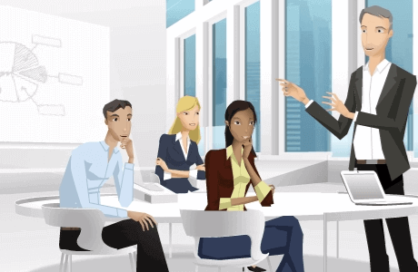 Leer de belangrijkste modelinde communicatievormen op de werkvloer herkennen met deze interactieve e-learning van Cegos.