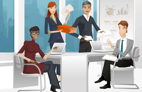 Leer omgaan met tijdverspillers die door andere worden gecreëerd op organisatieniveau.