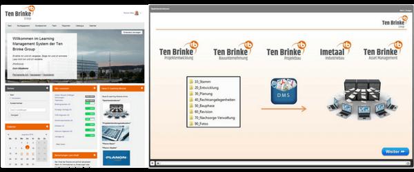 Een interactieve leeromgeving voor de bouw