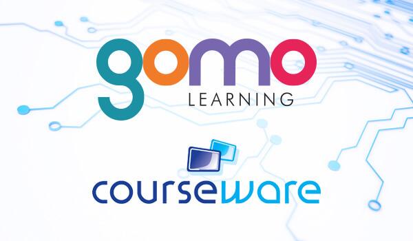 Partnership tussen gomo Learning en The Courseware Company voor de Benelux