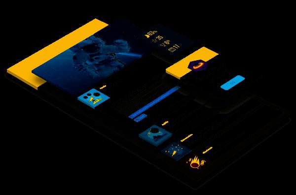 learningPlay voorbeeldscherm uit gamified managementcursus
