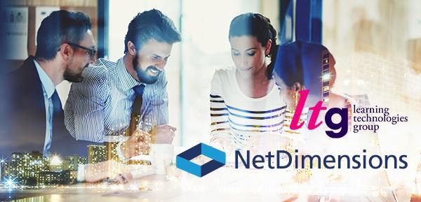 Overname NetDimensions door LTG