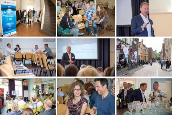 Fotoimpressie NetDimensions Gebruikersdag 2017 in Utrecht