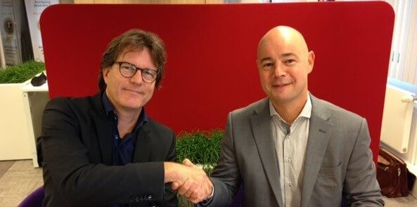Philadelphia en The Courseware Company tekenen NetDimensions contract