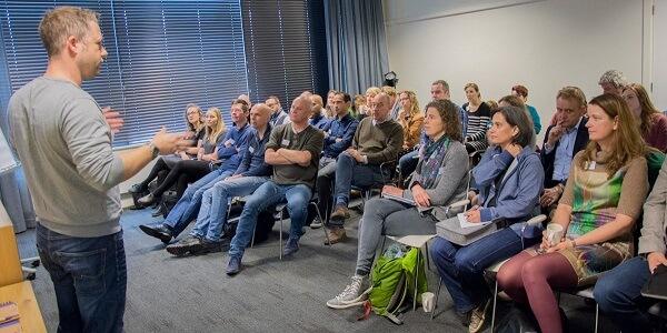 Articulate Gebruikersdagen in Nederland