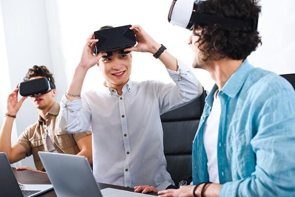 virtual reality ontwikkeltool